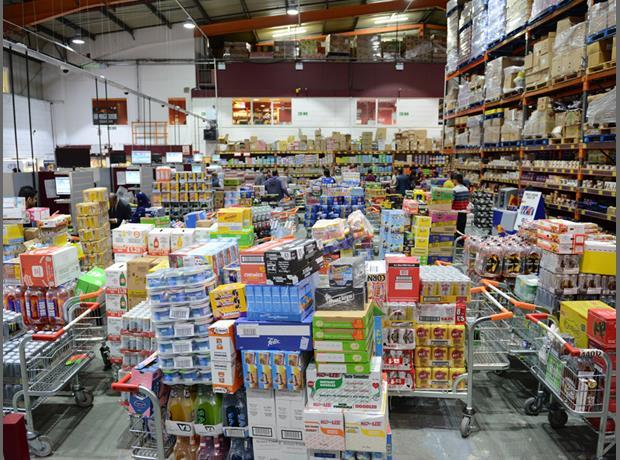 Wholesale Canned Food Uk